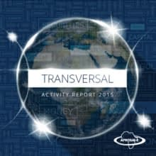 Transversal Activity Report 2015 brochure