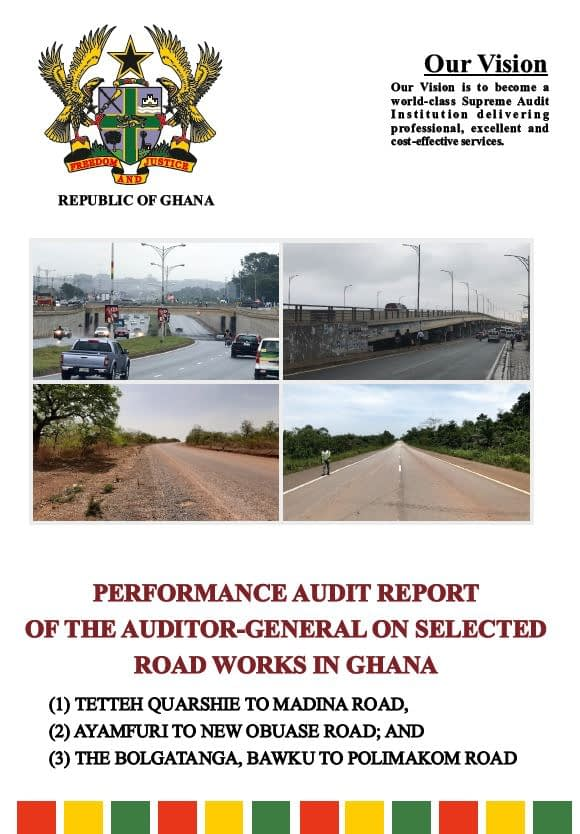 Ghana_PA Report on Selected Roadworks 2_cover