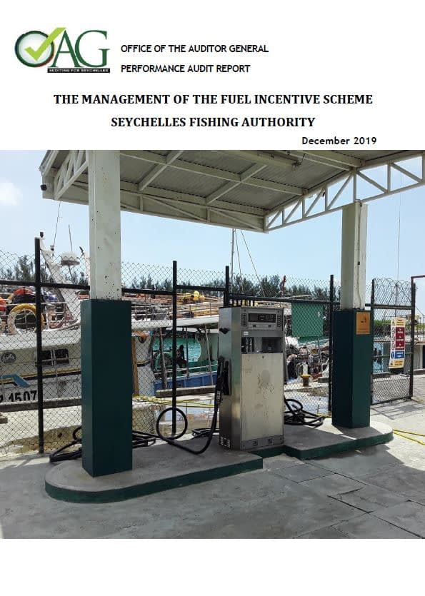 Seychelles_PA Report on Management of the Fuel Incentive Scheme_covere