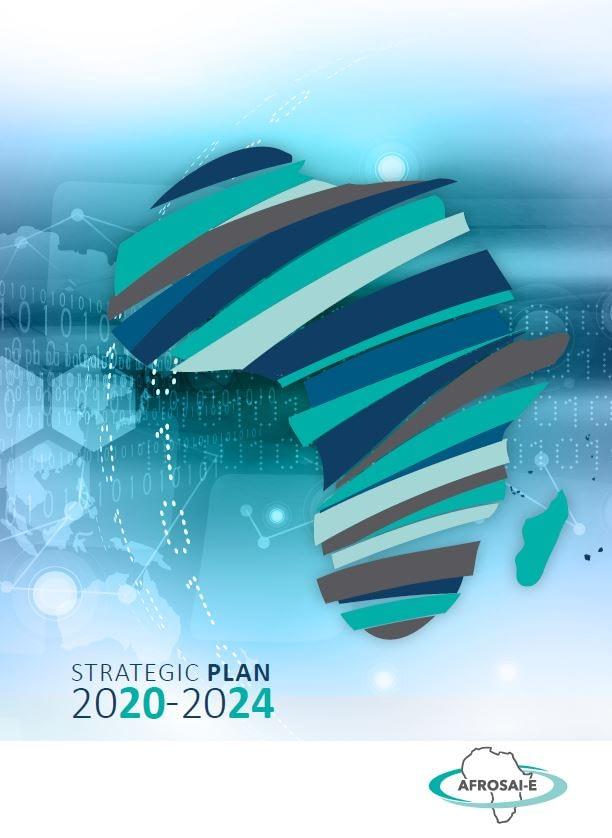AFROSAI-E Strat Plan 2020-24 cover