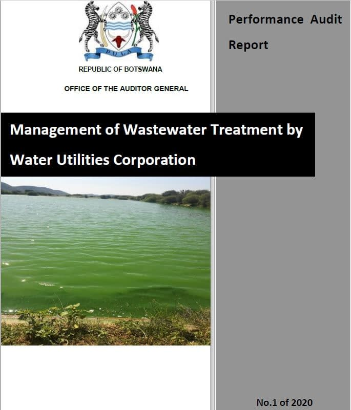 Treatment of Wastewater_cover